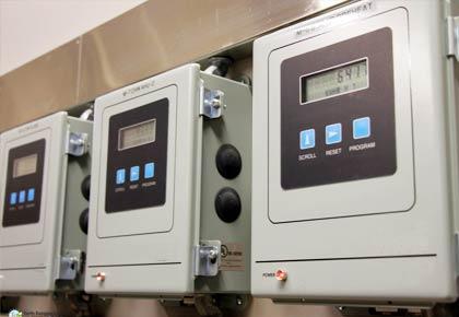 Key Electrical Distribution Points