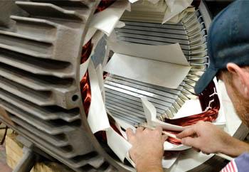 Repairing of Diesel Generators Electrical Mechanical
