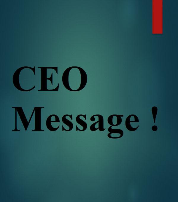 CEO Message Prime Tele Power Solutions Pakistan